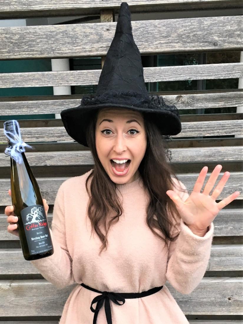Spookiest Wine Pick