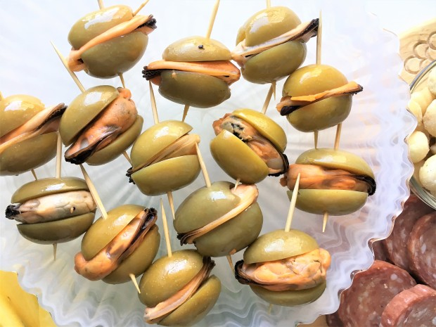 mussel stuffed olives.JPG
