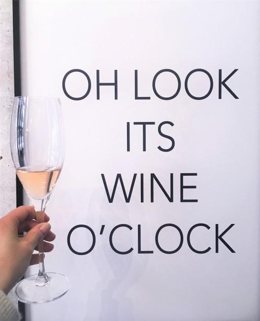 Wine o'clock.JPG