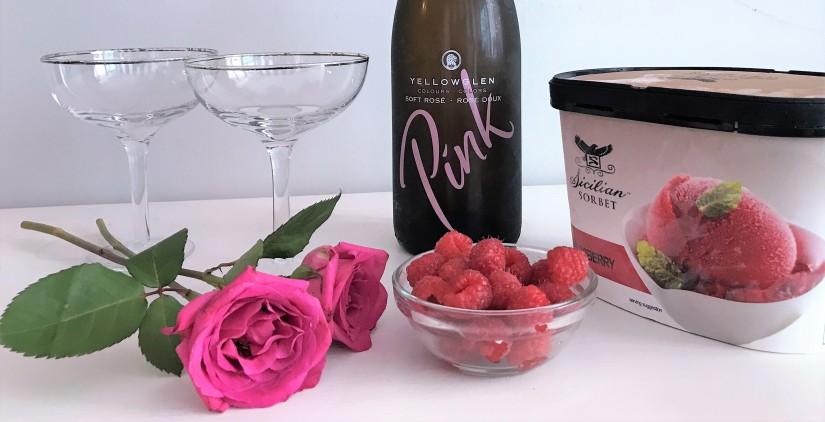 Rosé Sorbet
