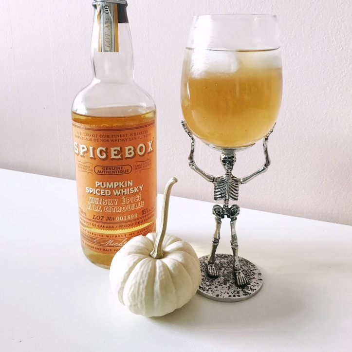 Pumpkin Whiskey