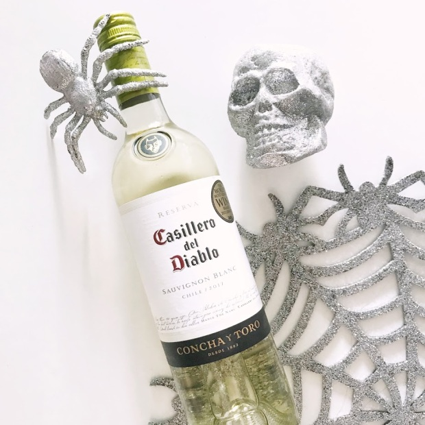 Casiller Del Diablo White Wine