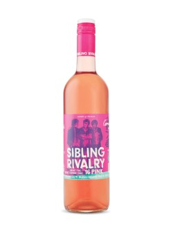 Sibling Rivalry Pink