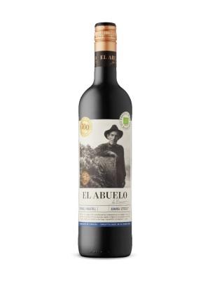 El Abuelo Organic Tempranillo Spanish Red Wine.jpg