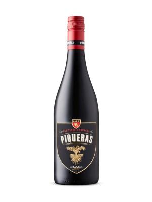 piqueras black label old vine garnacha spanish red wine