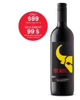 tocado garnacha red wine