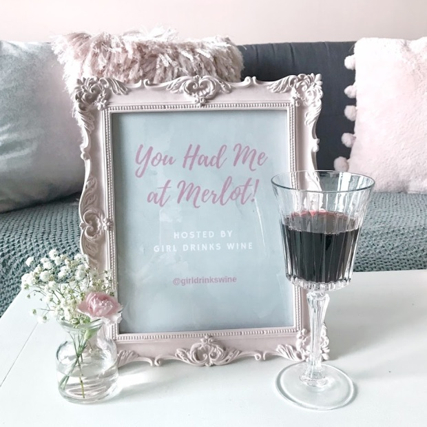 Galentine's Party - You Had me at Merlot