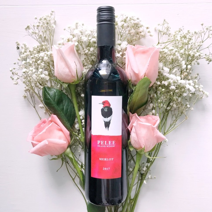 Pelee Island Winery Merlot Red Wine
