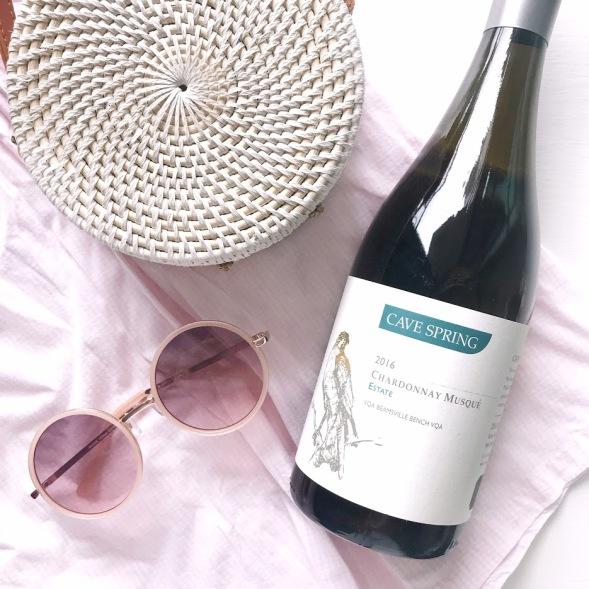 Cave Spring Chardonnay Musque - Ontario White Wine