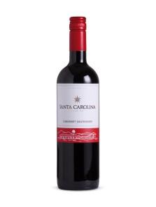 Santa Carolina Cabernet Sauvignon - Red Wine Under $10