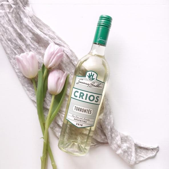 Susana Balbo Crios Torrontes White Wine - Wine of the Week