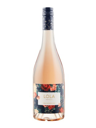 Lola Sparkling Rose Wine - girl on a budget