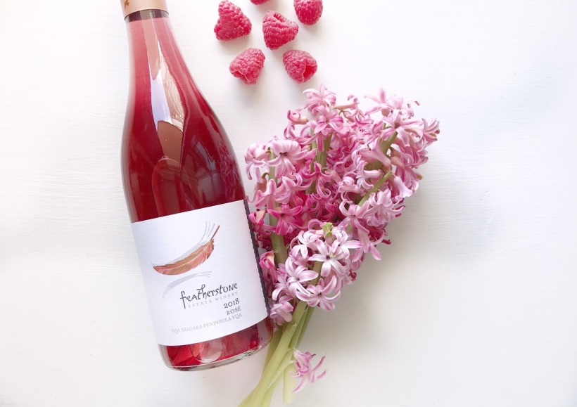 Wine of the Week - Featherstone Rose - Ontario Wine