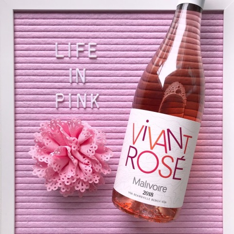 Wine of the Week - Malivoire Vivant Rose - Ontario Wine