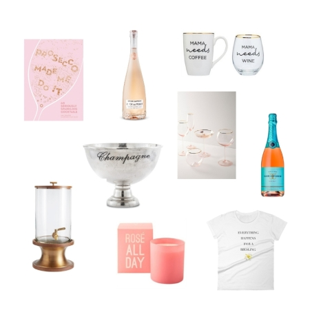 Mothers Day Gift guide for the wine loving mom