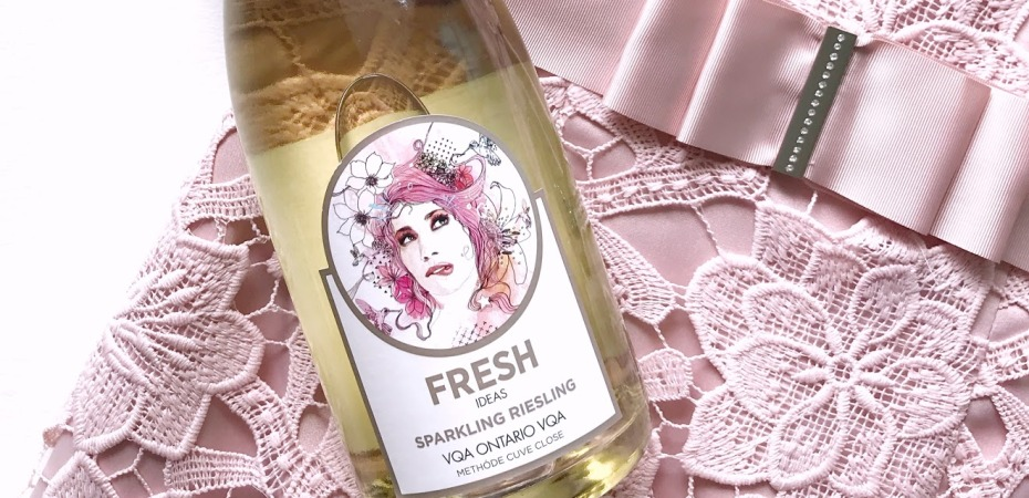 Wine of the Week - Fresh Ideas Sparkling Wine Riesling
