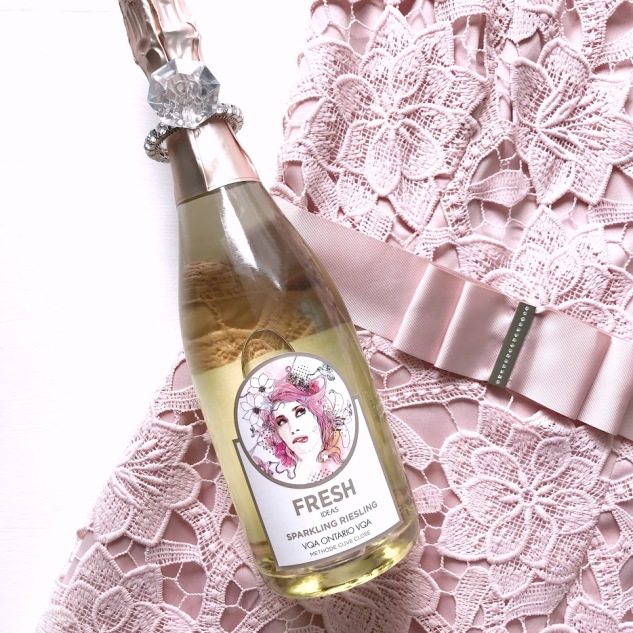 Wine of the Week - Ontario Wine - Fresh Ideas Sparkling Wine Riesling