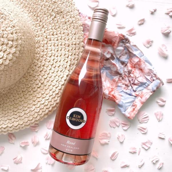 Wine of the week kim crawford rose new zealand wine