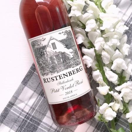 Wine of the Week - Rustenberg Petit Verdot Rose - South Afircan Wine