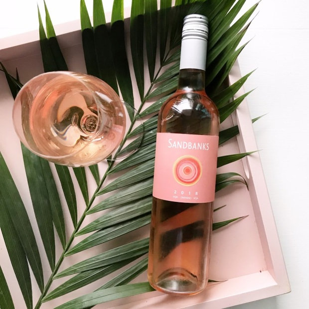 Wine of the Week - Sandbanks Rose - Ontario win