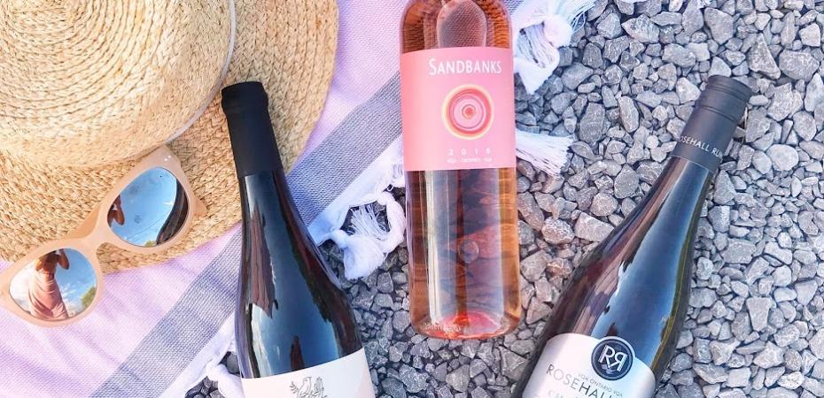 Summer wine - Ontario wine - Prince edward county wine