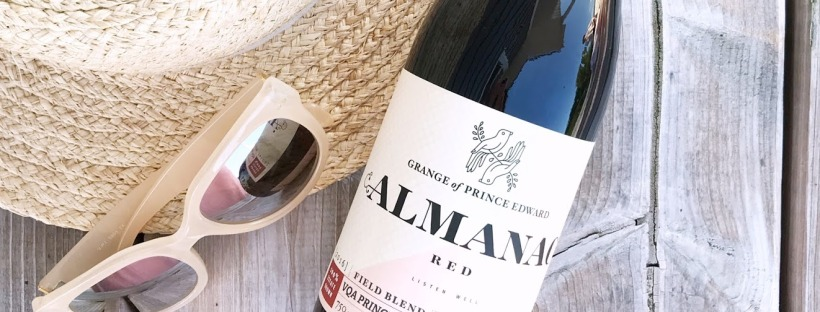 wine review - the grange of prince edward