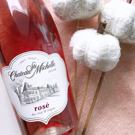 Chateau Ste Michelle Winery - 2018 Rose Review