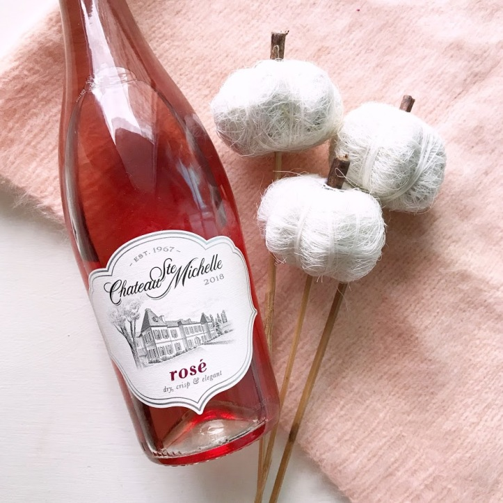 Chateau Ste Michelle Winery 2018 Rose Review
