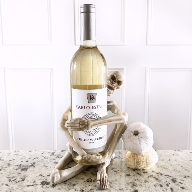 Karlo Estates Winery Three Witches White Wine Review