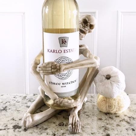 Karlo Estates Winery Three Witches White Wine Review