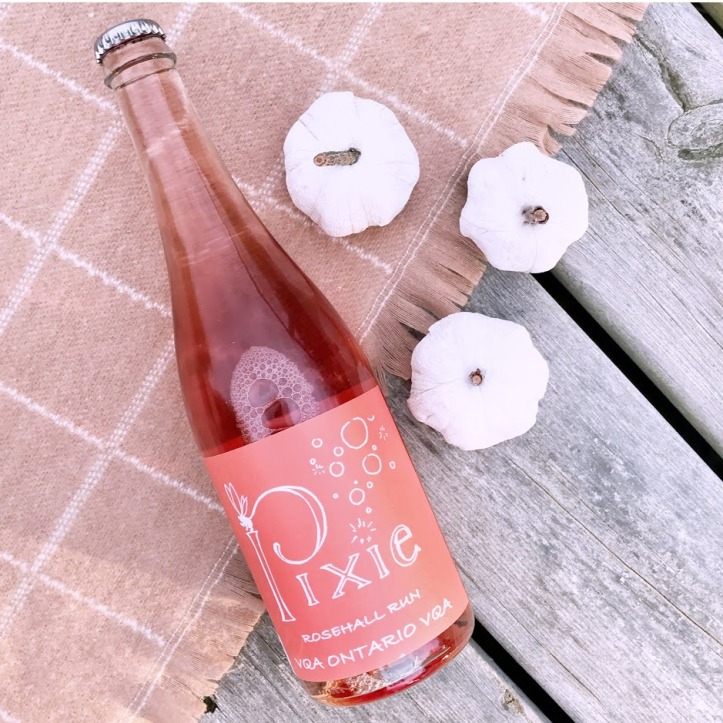 Rosehall Run Pixie Sparkling Rose Wine Review