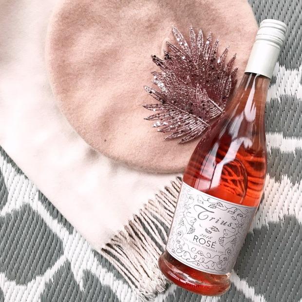 Wine of the week trius 2018 rose ontario wine review
