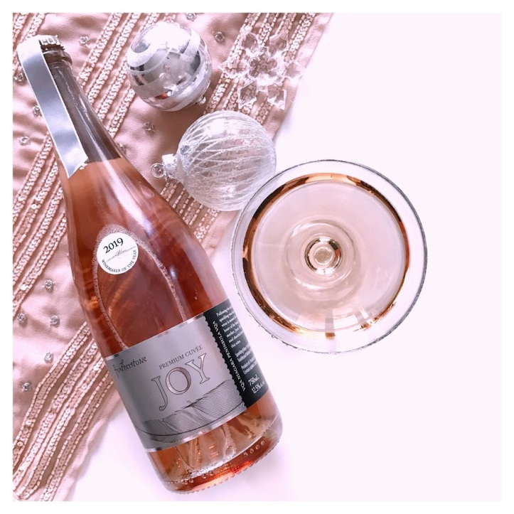 Featherstone Winery Sparkling Rose Wine