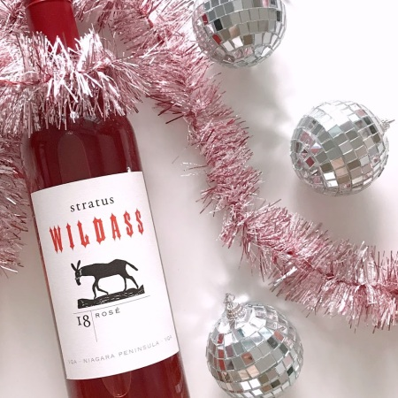 Stratus Wildass Rose Wine Review