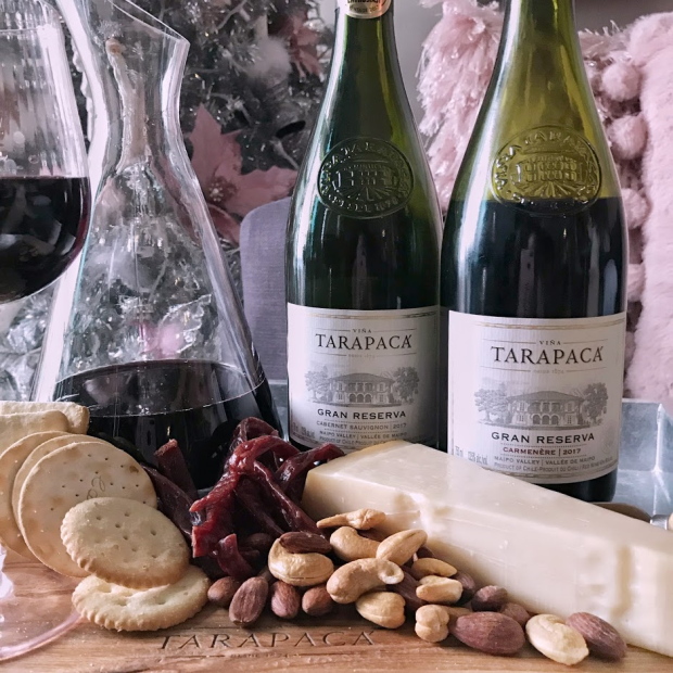 Cozy Christmas Night in - Tarapaca Wines