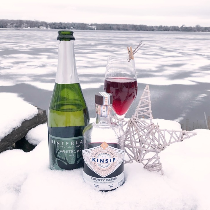 County Royale Sparkling Wine Cocktail Recipe