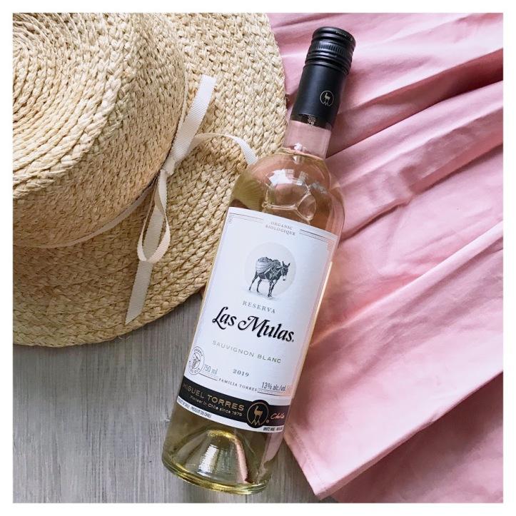 Las Mulas Sauvignon Blanc Reserva Organic Wine Review
