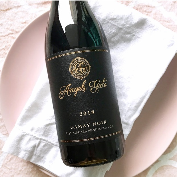 Angels Gate Gamay Noir Ontario Wine Review