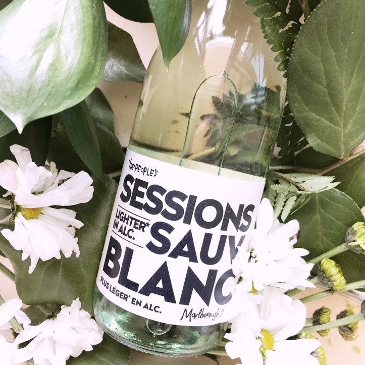 The Peoples Sessions Sauvignon Blanc Lighter Alcohol Wine