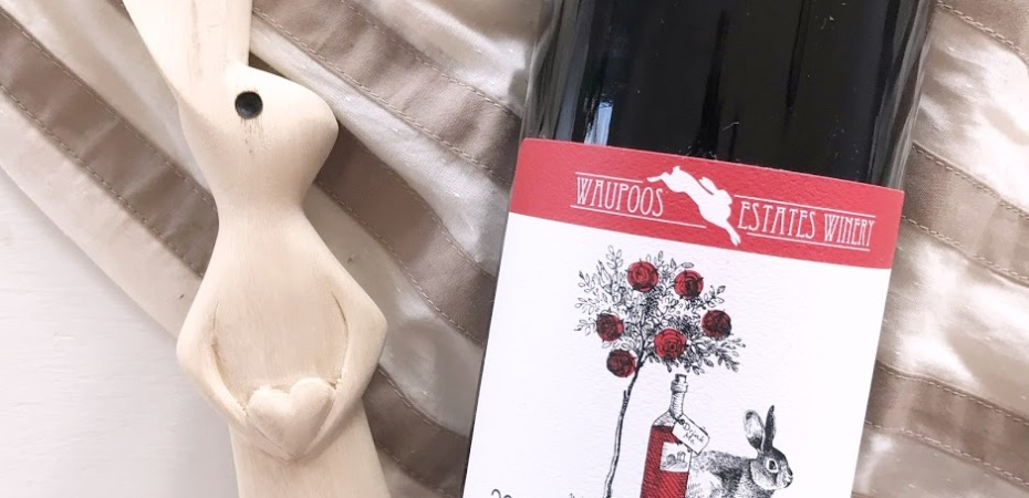 Ontario Red Wine - Waupoos Red Rabbit
