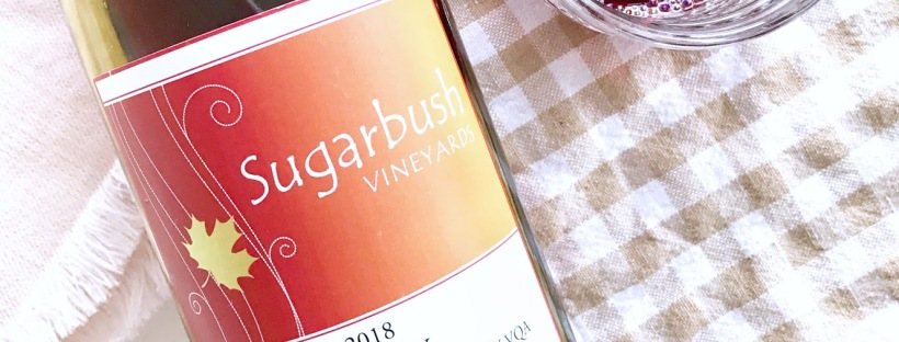 Sugarbush Vineyards Gamay Ontario Red Wine