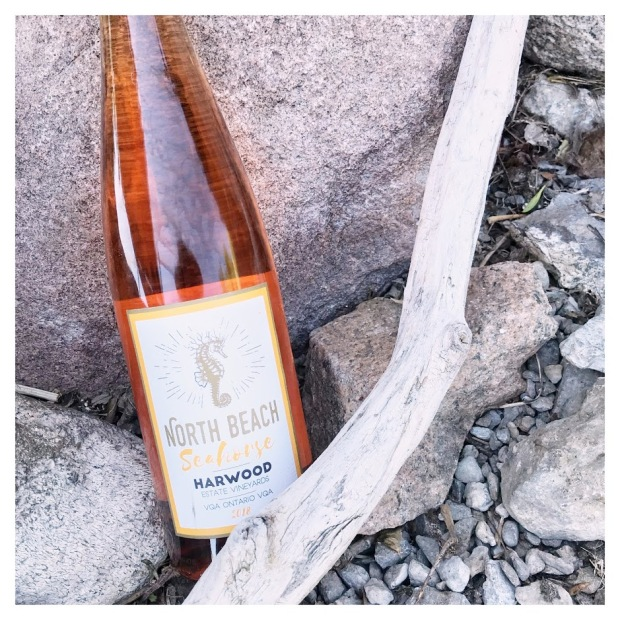 Harwood Winery North Beach Rose Ontario Rose Review