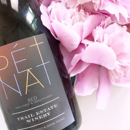 Trail Estate Pet Nat Red Ontario Wine Review