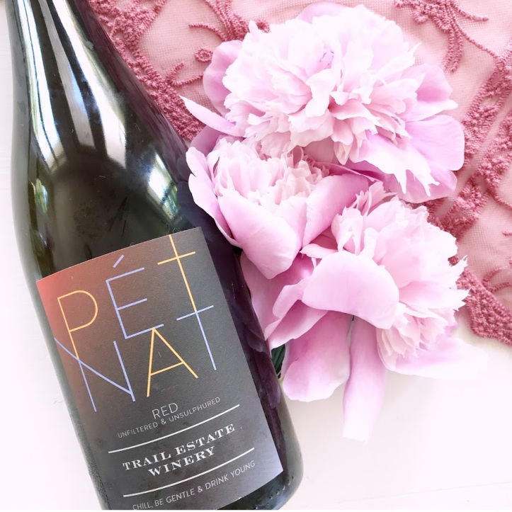 Trail Estate Pet Nat Red Wine Review Ontario