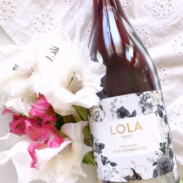 Pelee Island Lola Nero Sparkling Red Wine Ontario Review