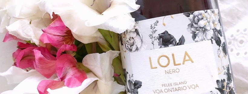 Pelee Island Lola Ner Sparkling Red Wine Ontario