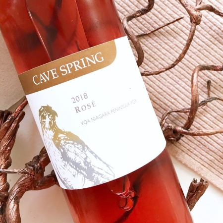 Cave Spring Winery Rose Ontario Wine Review