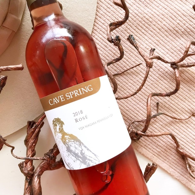 Cave Spring Winery Rose Wine Ontario Review