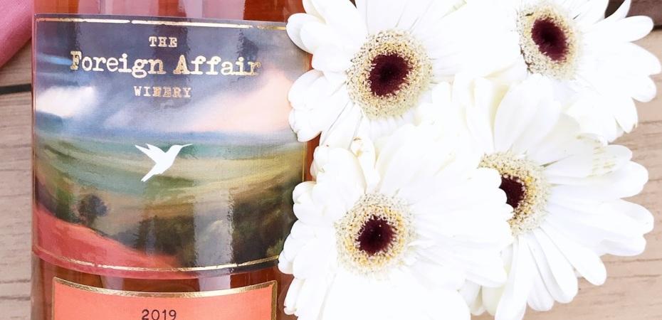 The Foreign Affair Amarose Wine Review Ontario Rose