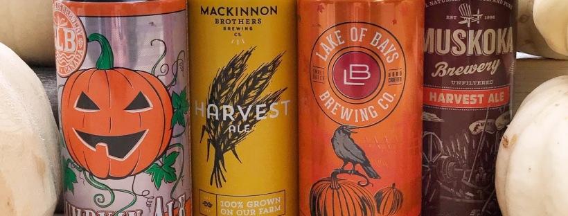 Best Seasonal Fall Pumpkin Oktoberfest Beers Ontario